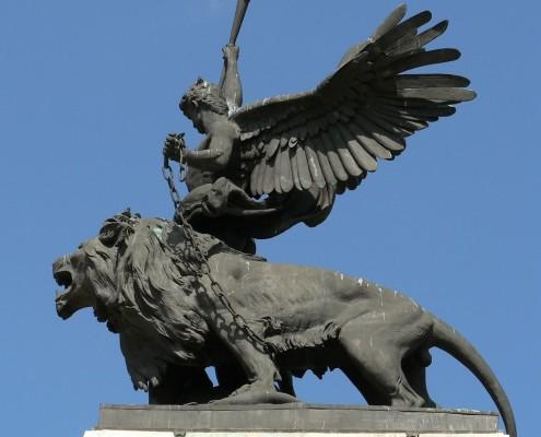 1848-49. évi magyar forradalom és szabadságharc emlékére